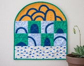 Quilted Wall Hanging No. 5