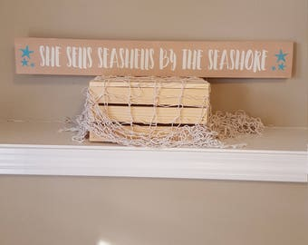 She Sells Seashells