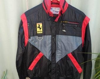Ferrari sports jacket