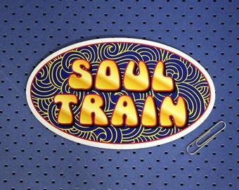 Soul Train Bumper Sticker