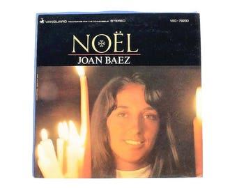 Joan Baez - Noel - Vinyl Album
