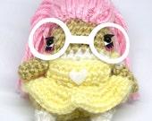 IQ Kitty, Trixie Mattel Crochet Amigurumi, Rupaul's Drag Race