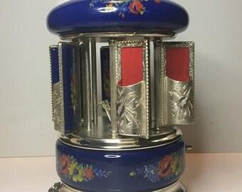 Reuge Carillon Cigarette Dispenser 1940s