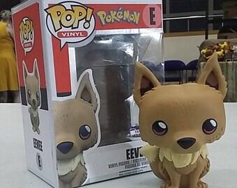 Eevee insprised Custom pop toy, SALE