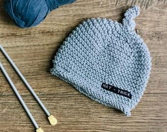 Baby beanie, newborn, baby knit hat, baby hat, baby gift, cotton baby hat, newborn hat