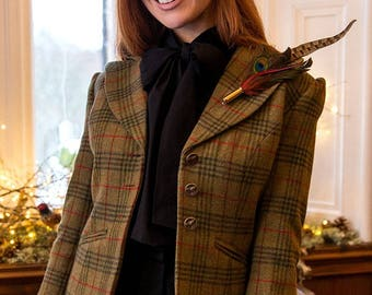 Emmeline Jacket (Lochay Tweed)
