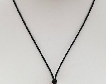 Operculum Shell Pendant Necklace, Free Shipping (18329), Operculum Necklace, Pendantlady,Pq