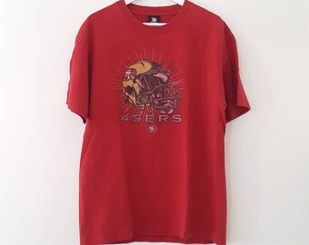 Vintage 49ers t-shirt, large