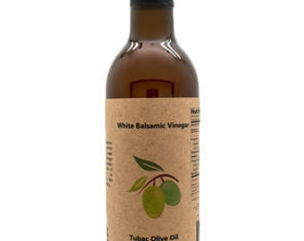 Traditional Aged White Balsamic Vinegar.