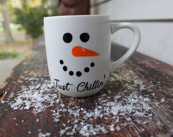 Just Chillin' coffee mug