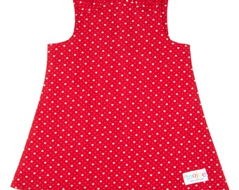 Baby girls pinafore dress