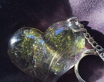 Keepsake resin jewellery