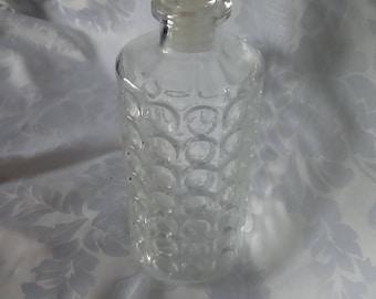 Vintage 1970's decanter, decoration, collection