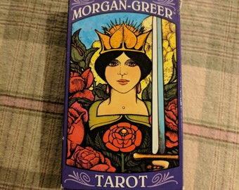 Tarot Card Reading with the Morgan-Greer Tarot