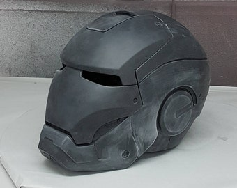 Iron man Mk 3 Helmet Kit ***RAW CAST***  This listing is not for a painted helmet.