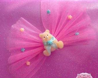 Fairy Kei Tulle Bows