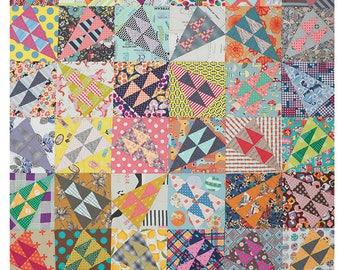 A WILD RIDE By Jen Kingwell Quilt Pattern