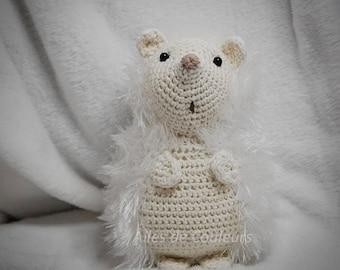 Hedgehog crochet, Amigurumi, Animal