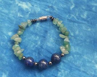 Lapis Lazuli & Aventurine - Healing Crystals : Reiki
