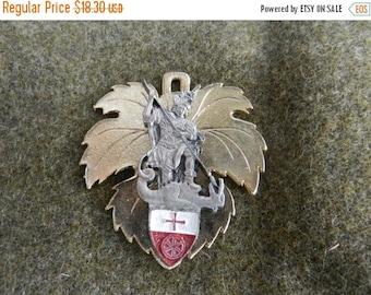 Summer Sale Vintage Order of Saint George Medal