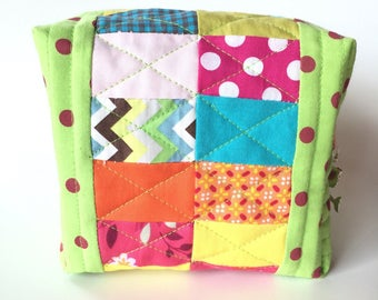 Makeup - patchwork Kit - fancy Pocket