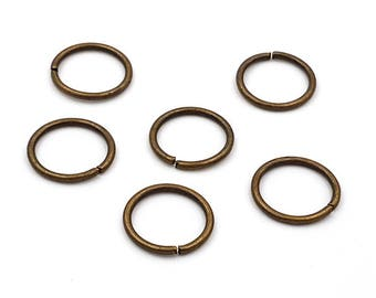 50 junction 18mm bronze rings