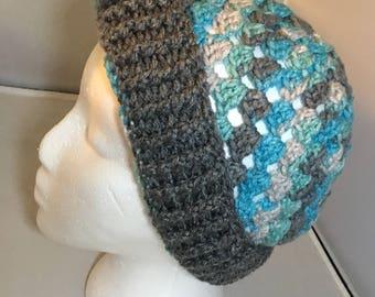 Multi-Colored Beanie Hat
