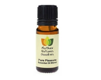 Pure Pleasure Essential Oil Blend  Pure Natural by Mother Nature's Goodies