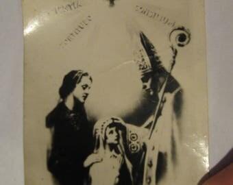 Vintage Religious Print.