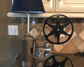 Diy 8mm projector lamp