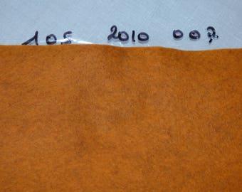 Felt Cinnamon color cream pumpkin 1052010007 30 cm * 45 cm