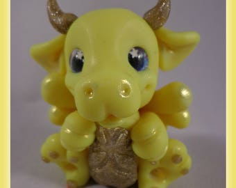 Sunshine baby dragon