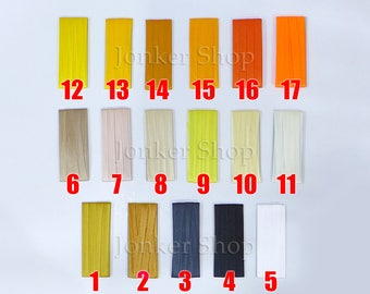Satin Bias Tape Single Fold 12mm 52 Colors PICK YOUR COLOR 2.5 Yards Sewing Binding Dressmaking Hem Trim