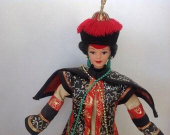 Barbie Chinese Empress 1985