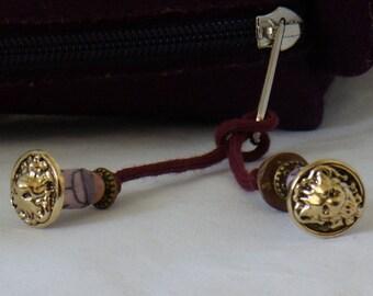 Lion head handbag