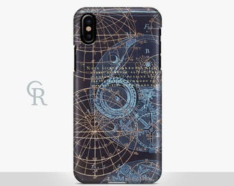 Astronomy iPhone X Case For iPhone 8 iPhone 8 Plus - iPhone X - iPhone 7 Plus - iPhone 6 - iPhone 6S - iPhone SE - Samsung S8 - iPhone 5