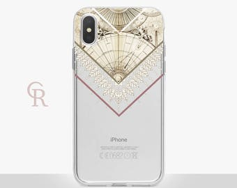 Astrology iPhone X Clear Case For iPhone 8 iPhone 8 Plus - iPhone X - iPhone 7 Plus - iPhone 6 - iPhone 6S - iPhone SE - Samsung S8 iPhone 5
