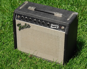 fender harvard reverb ii amp awesome cond 1983
