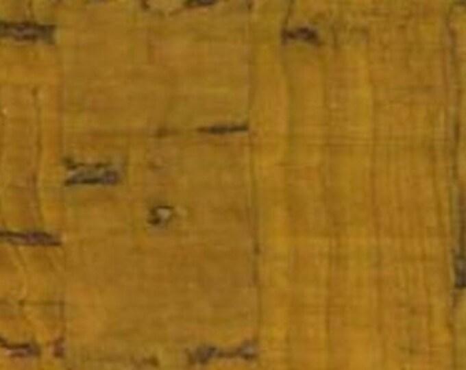 Sunflower Cork Fabric