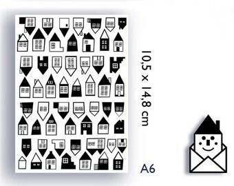 A6 Cottages Map