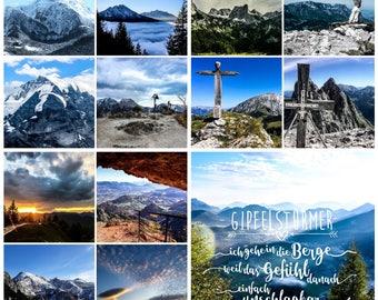 Calendar 2018-Mountains Mountain Natural landscape-Calendar