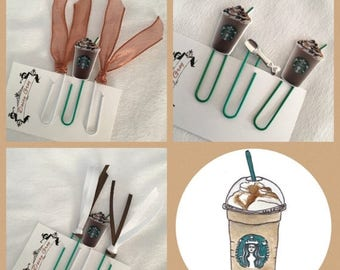 30% OFF ENTIRE STORE Starbucks Clips, Sugar Spoon, Ribbon Bookmarks