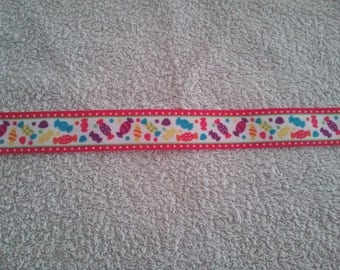 Ribbon candy (50cm) 22mm