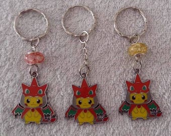 Keychain or jewelry bag pokemon to choose