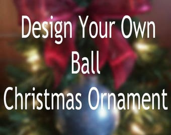 Ornaments Christmas Personalized, Custom Teacher Gifts, Custom Christmas Ornament,  Personalized Glitter Ornaments, Shatterproof