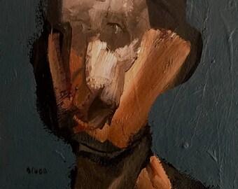 Portrait study 2-15-18
