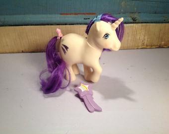 Vintage my little pony G1 Glory