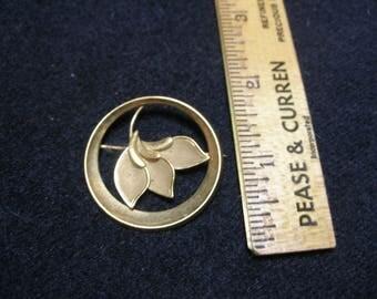 Gold Filled Brooch(707)