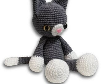 Amigurumi Cat Pattern