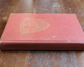 Vintage 1952 1st Edition Luchow's German Cookbook by Jan Mitchell Hardcover Book